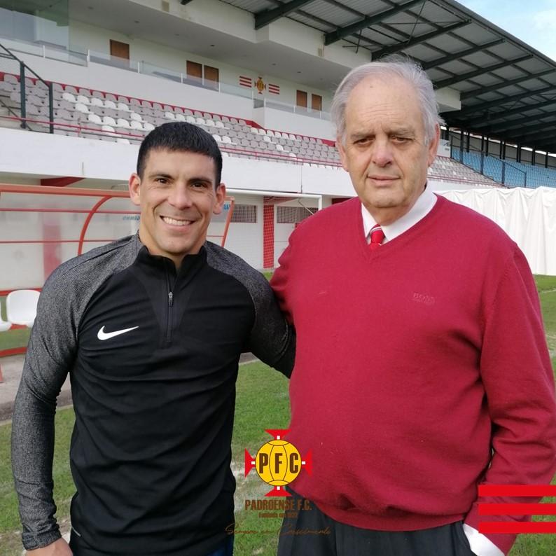 Visita do jogador internacional Maxi Pereira