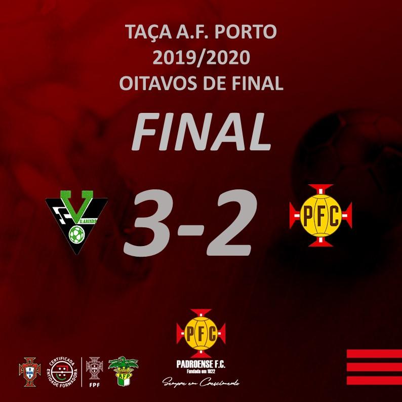 Taça da A.F. Porto 2019/20 – 8.ºs Final