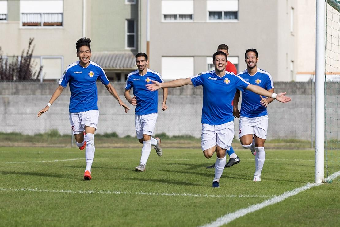 Padroense FC empata com União Nogueirense