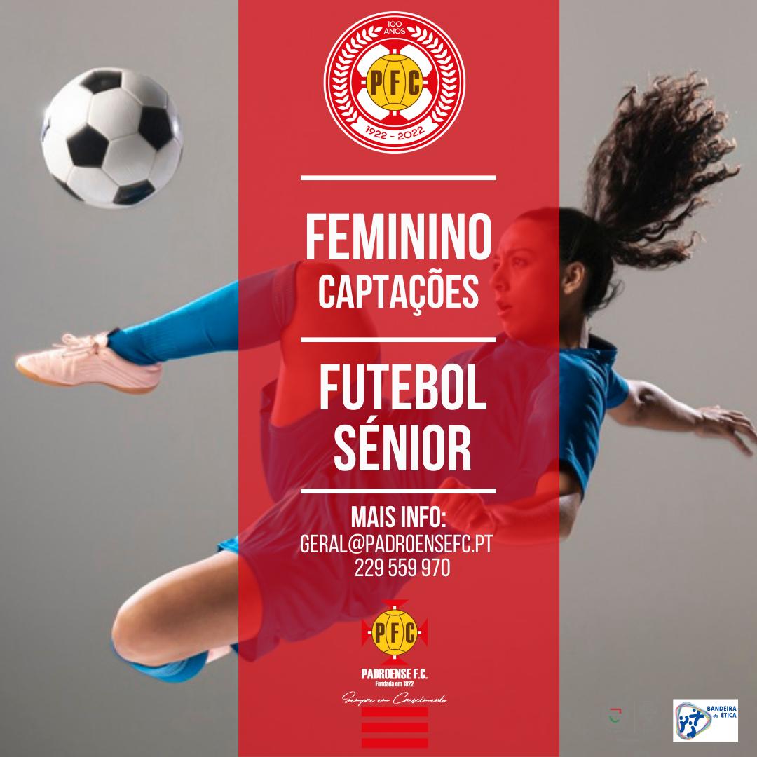 Padroense FC cria Equipa Sénior Feminina 2021/2022