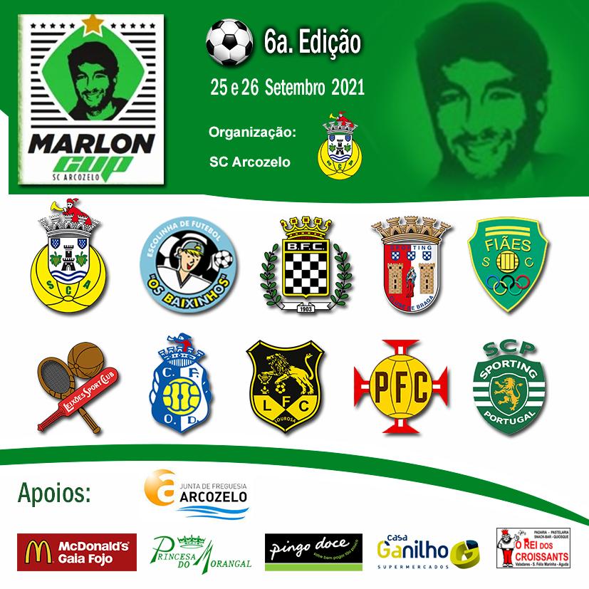Participação dos Sub11 na 6.ª Edição Marlon Cup