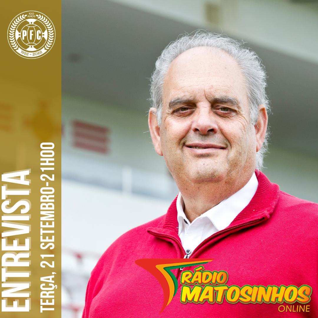 """Rubrica """"Padroense sempre em Crescimento"""" na Rádio Matosinhos Online"""